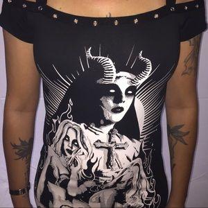 Killstar Lust For Death Rob Zombie Bodycon Dress